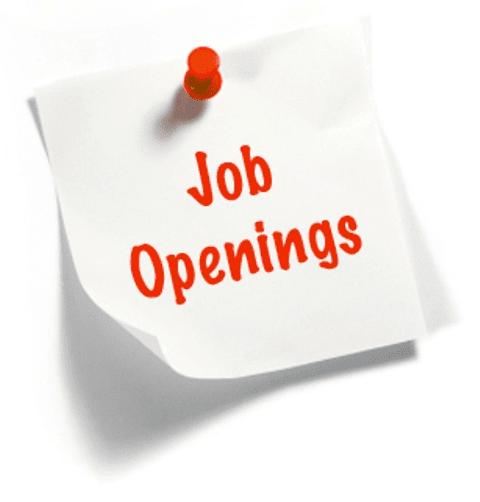 Job Openings at Bill the Plumber